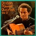 LP BADEN POWELL QUARTET VOL. 2 JAZZ GUITAR SAMBA BRAZIL FRANCE
