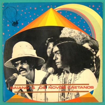 LP CHICO ANISIO ARNAUD RODRIGUES BAIANO & OS NOVOS CAETANOS 1974 AZYMUTH SOUL HUMOR DJ BRAZIL