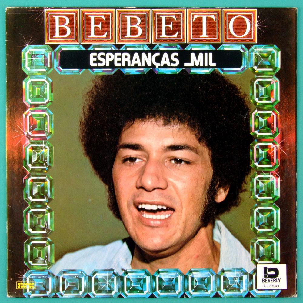 LP BEBETO ESPERANCAS MIL 2ND SAMBA GROOVE SOUL BRAZIL
