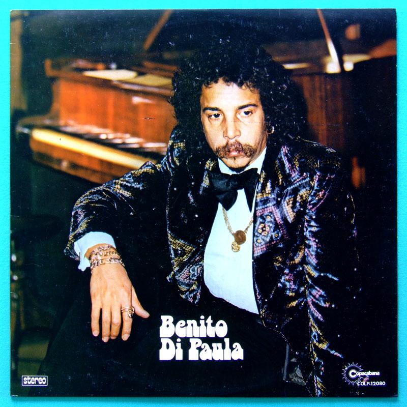 LP BENITO DI PAULA *1976* FOLK SAMBA SOUL GROOVE BRAZIL