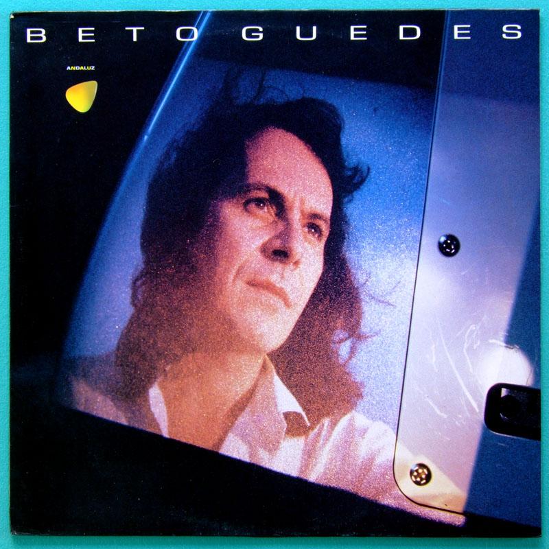 LP BETO GUEDES ANDALUZ 1991 PROG MINAS FOLK BOSSA JAZZY BRAZIL