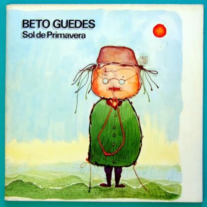 LP BETO GUEDES SOL DE PRIMAVERA 1979 FOLK PSYCH MINAS BRAZIL