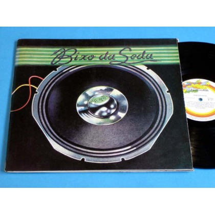 LP BIXO DA SEDA LIVERPOOL ORIGINAL NEAR MINT ROCK PSYCH BRAZIL