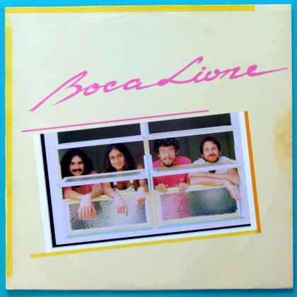 LP BOCA LIVRE FOLIA 1981 BOSSA FOLK CHOIR JAZZ GROOVE BRAZIL