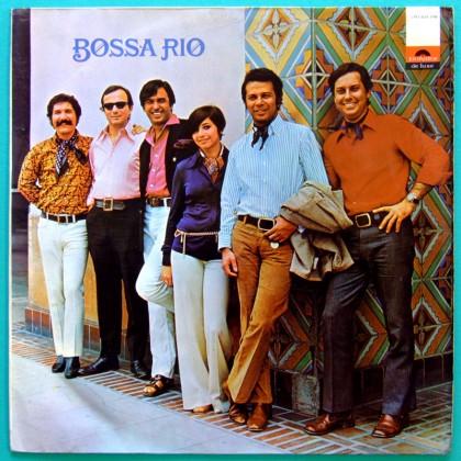 LP BOSSA RIO PERI RIBEIRO FOLK BOSSA FUNK JAZZ BRAZIL