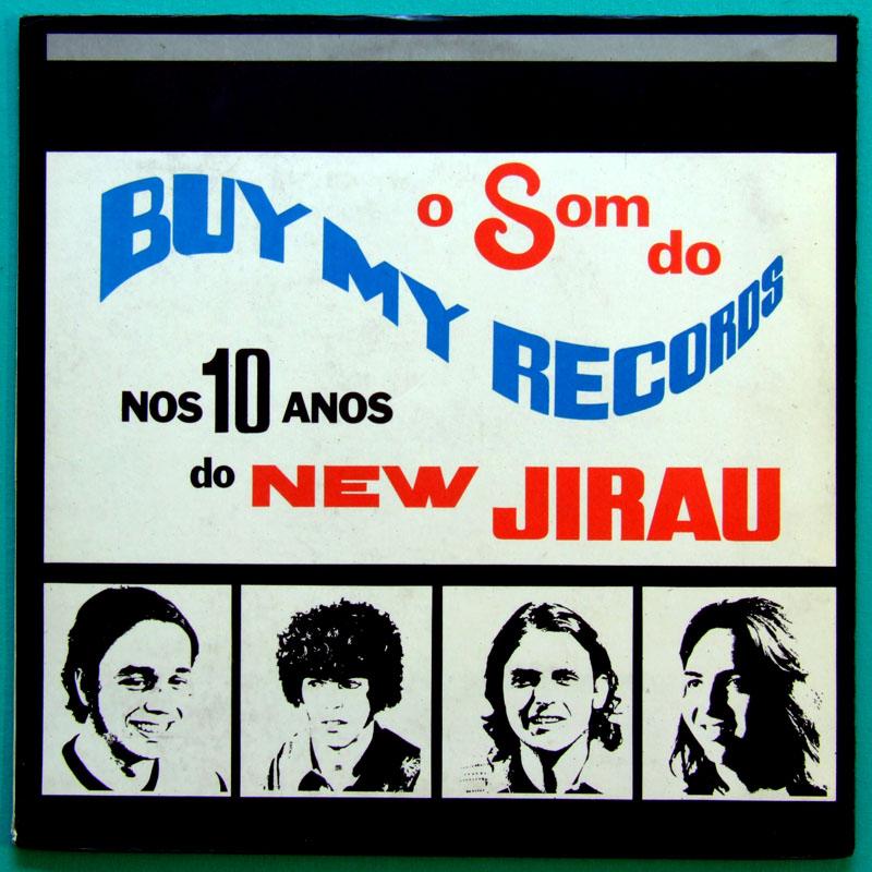 LP BUY MY RECORDS O SOM DO 1971 POKORA FOLK PSYCH BRAZIL