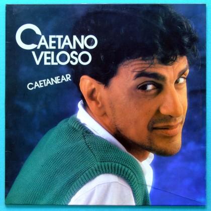 LP CAETANO VELOSO CAETANEAR 1985 BOSSA PSYCH FOLK TROPICALIA BRAZIL