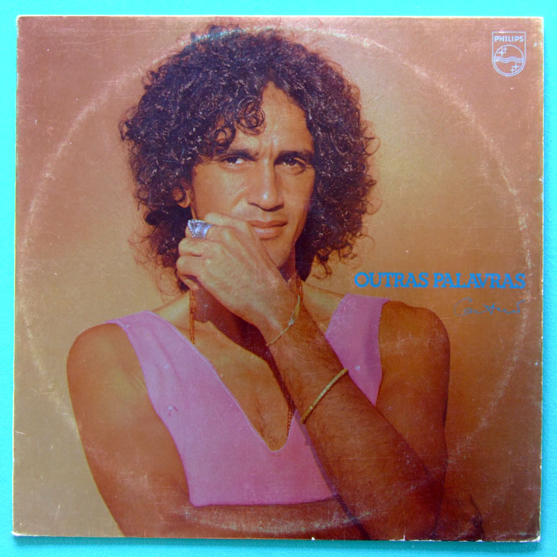 LP CAETANO VELOSO OUTRAS PALAVRAS 1981 BOSSA FOLK BRAZIL