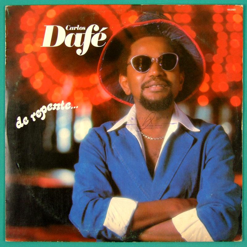 LP CARLOS DAFE DE REPENTE SOUL BLACK RIO FUNK DJ BRAZIL