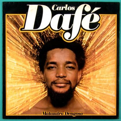 LP CARLOS DAFE MALANDRO DENGOSO SOUL GROOVE FUNK BRAZIL