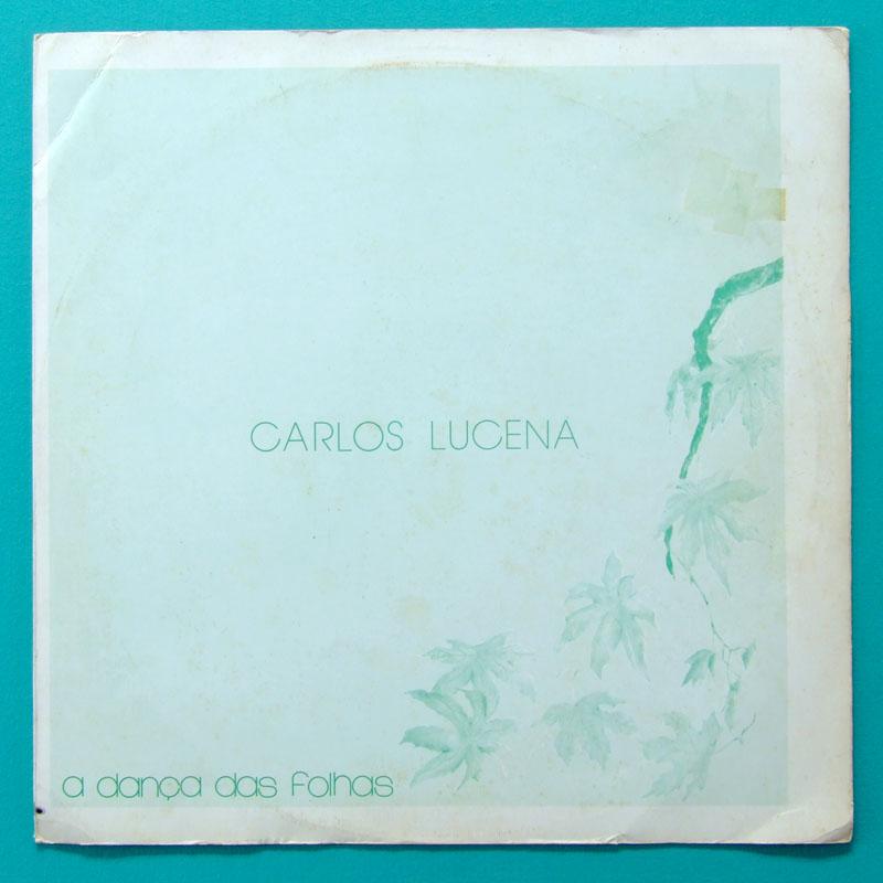LP CARLOS LUCENA A DANCA DAS FOLHAS FOLK PSYCH BRAZIL
