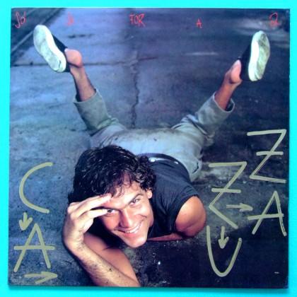 LP CAZUZA SO SE FOR A DOIS 2 87 FOLK ROCK GROOVE BRAZIL