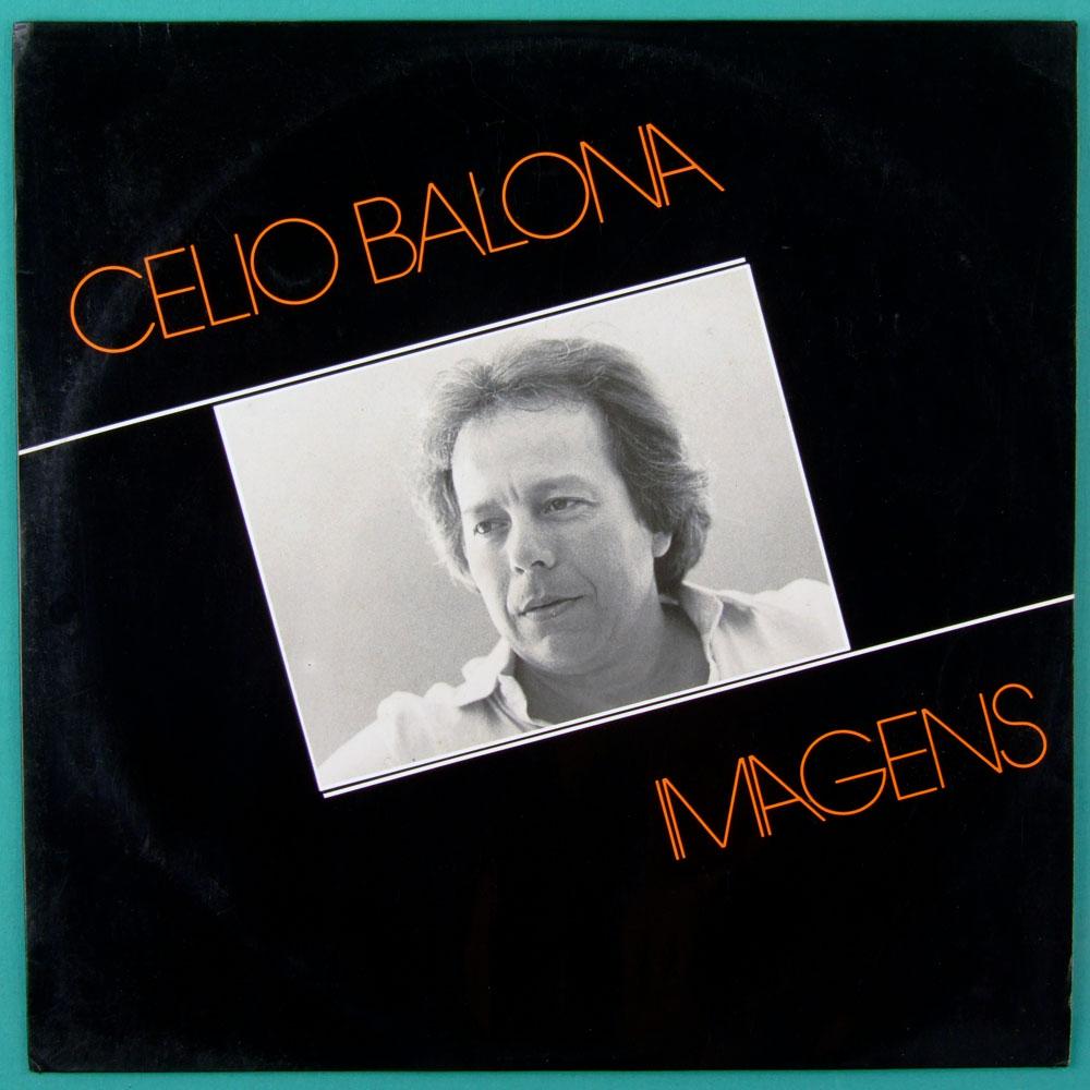 LP CELIO BALONA IMAGENS 1982 FOLK MINAS JAZZ ORGAN BRAZIL