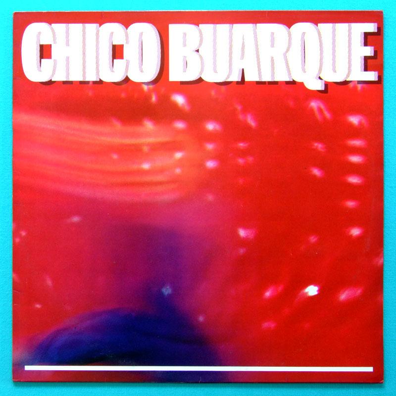LP CHICO BUARQUE DISCO MIX PROMO 1984 SAMBA BOSSA BRAZIL