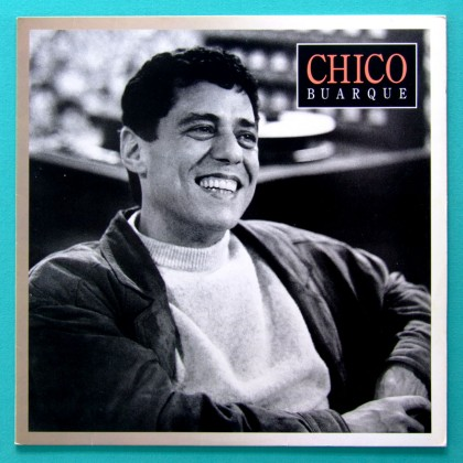 LP CHICO BUARQUE 1989 DJAVAN GIL SAMBA FOLK BOSSA BRAZIL