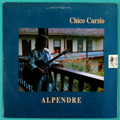 LP CHICO CURZIO ALPENDRE MINAS INDIE FOLK JAZZ BRAZIL