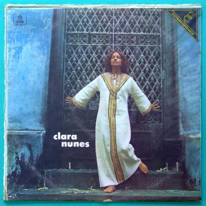 LP CLARA NUNES AS FORCAS DA NATUREZA 1972 GAYA SAMBA BOSSA FOLK AFRO RITUAL BRAZIL