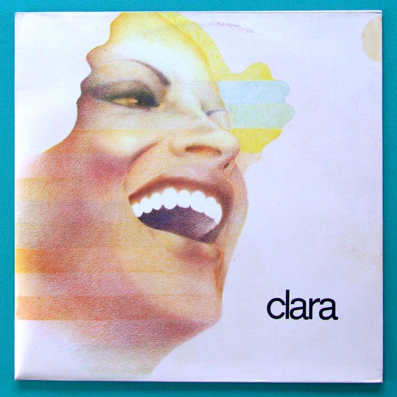 LP CLARA NUNES 1976 FRANCIS HIME GAYA SAMBA FOLK BRAZIL