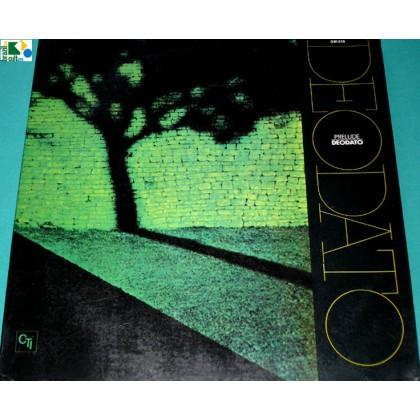 LP EUMIR DEODATO PRELUDE 1973 BOSSA JAZZ FUSION FUNK  BRAZIL