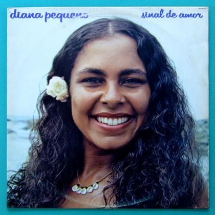 LP DIANA PEQUENO SINAL DE AMOR 1981 FOLK REGIONAL BRAZIL
