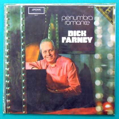 LP DICK FARNEY PENUMBRA ROMANCE BOSSA SAMBA JAZZ BRAZIL