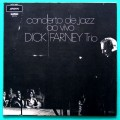 LP DICK FARNEY TRIO CONCERTO DE JAZZ ALIVE BOSSA BRAZIL
