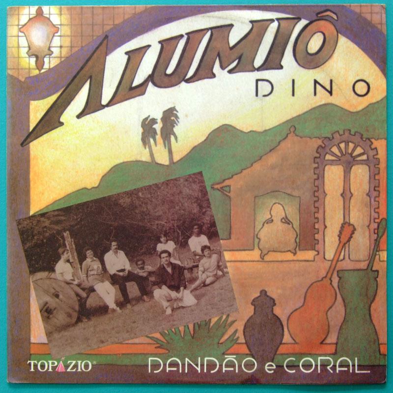 LP DINO DANDAO CORAL ALUMIO MINAS FOLK REGIONAL OBSCURE INDIE BRAZIL