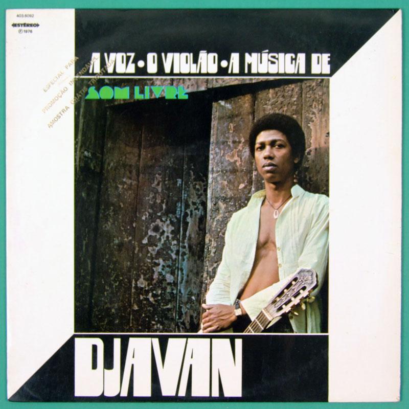 LP DJAVAN A VOZ, O VIOLAO, A MUSICA DE DJAVAN 1976 DEBUT ORIGINAL 1ST GROOVE FUNK JAZZ SAMBA BOSSA SOUL BRAZIL