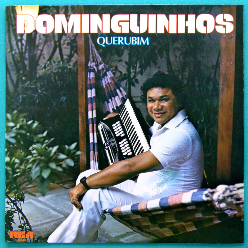 LP DOMINGUINHOS QUERUBIM 1981 FORRO FOLK REGIONAL BRAZIL