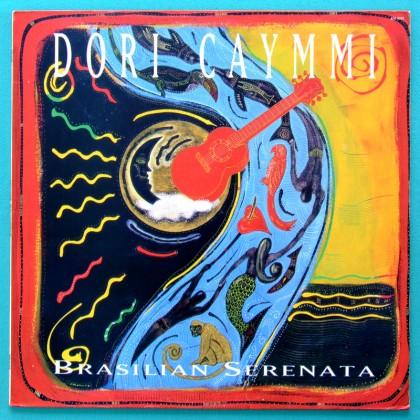 LP DORY DORI CAYMMI BRASILIAN SERENATA 1991 JAZZ BOSSA BRAZIL
