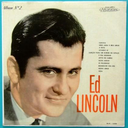 LP ED LINCOLN E SEU ORGAO ESPETACULAR Nº 2 BOSSA BRAZIL