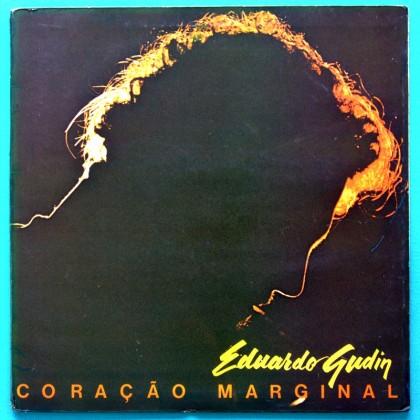 LP EDUARDO GUDIN CORACAO MARGINAL 1978 FOLK BOSSA BRAZIL