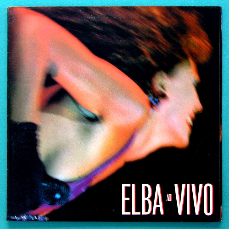 LP ELBA RAMALHO AO VIVO 1989 REGIONAL FOLK BAIAO BRAZIL