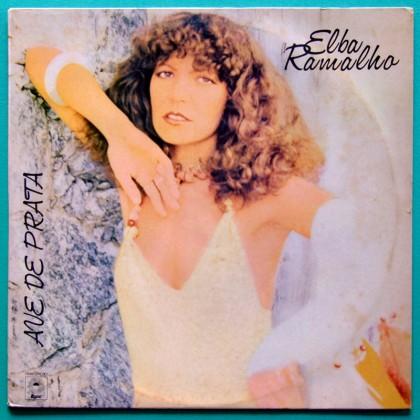 LP ELBA RAMALHO AVE DE PRATA 1979 DEBUT FOLK REGIONAL GROOVE BRAZIL