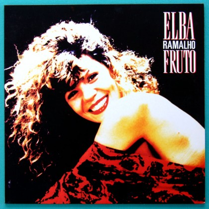 LP ELBA RAMALHO FRUTO REGIONAL FOLK BAIAO FREVO  BRAZIL