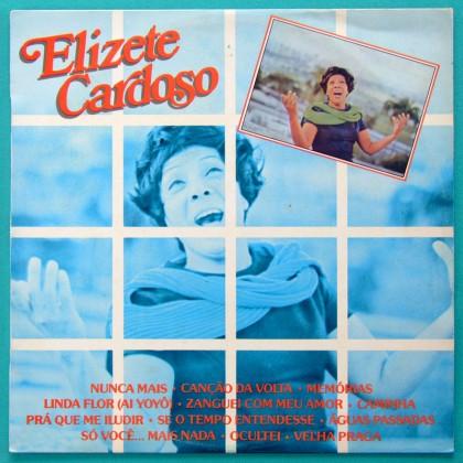 LP ELIZETH CARDOSO SINGER  FOLK JAZZ SAMBA BOSSA BRAZIL