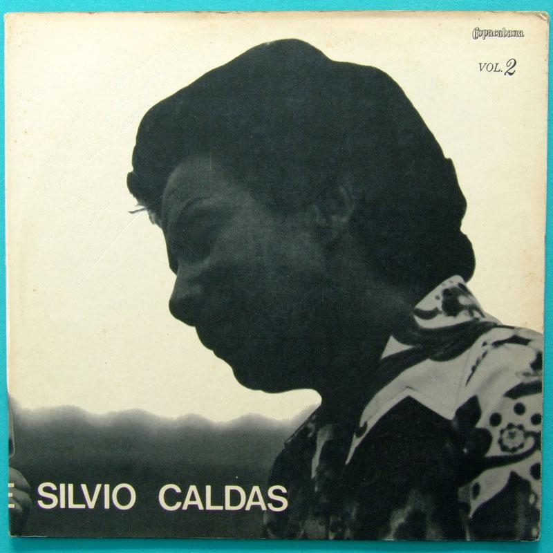 LP ELIZETH CARDOSO SILVIO CALDAS VOL2 1971 SAMBA BRAZIL