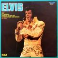 LP ELVIS PRESLEY ROCK BEAT FOLK COUNTRY POP 1973 BRAZIL