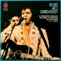 LP ELVIS PRESLEY ELVIS' 40 GREATEST 1975 COUNTRY ROCK BEAT FOLK POP BRAZIL