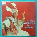 LP ELZA SOARES CARNAVAL & SAMBA 1969 MONO GROOVE BOSSA BRAZIL