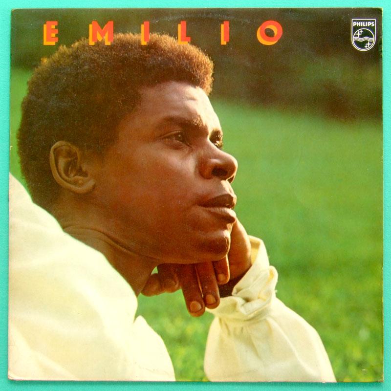 LP EMILIO SANTIAGO 1978 SAMBA BOSSA FOLK SOUL GROOVE BRAZIL