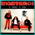 LP ENGENHEIROS DO HAWAII O PAPA E POP ROCK SOUL BRAZIL