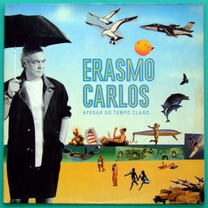 LP ERASMO CARLOS APESAR DO TEMPO CLARO PSYCH POP BRAZIL