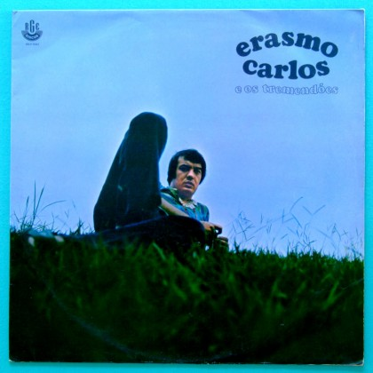 LP ERASMO CARLOS E OS TREMENDOES 1970 FOLK BEAT GARAGE ROCK PSYCH POP BRAZIL