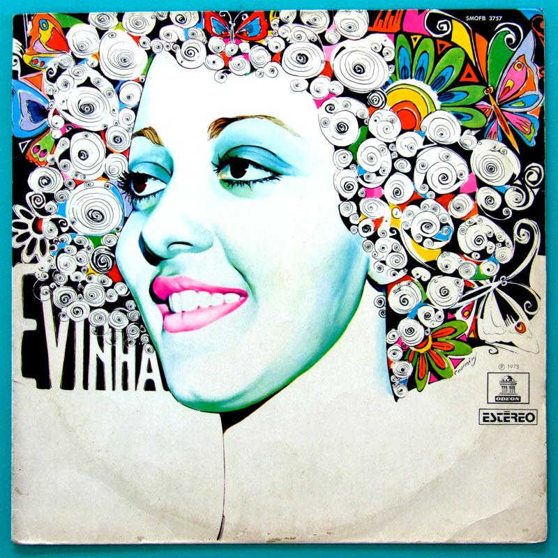 LP EVINHA GAYA GROOVE BOSSA SOUL MELLOW FUNK 1973 BRAZIL