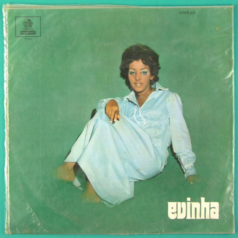 LP EVINHA EVA 1970 GROOVE BOSSA SOUL MELLOW FUNK BRAZIL
