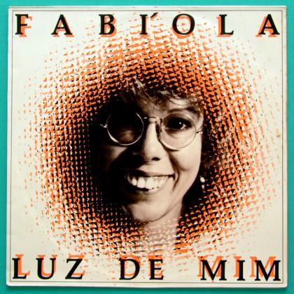 LP FABIOLA LUZ DE MIM SAMBA BOSSA GROOVE SOUL DJ BRAZIL