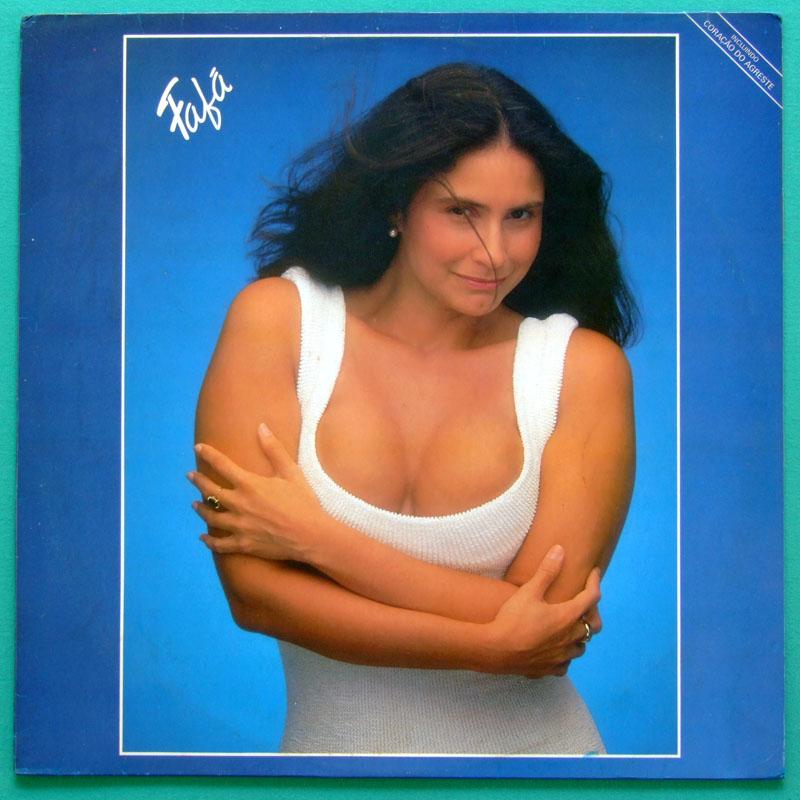 LP FAFA DE BELEM 1989 REGIONAL FOLK NORTH SINGER BRAZIL