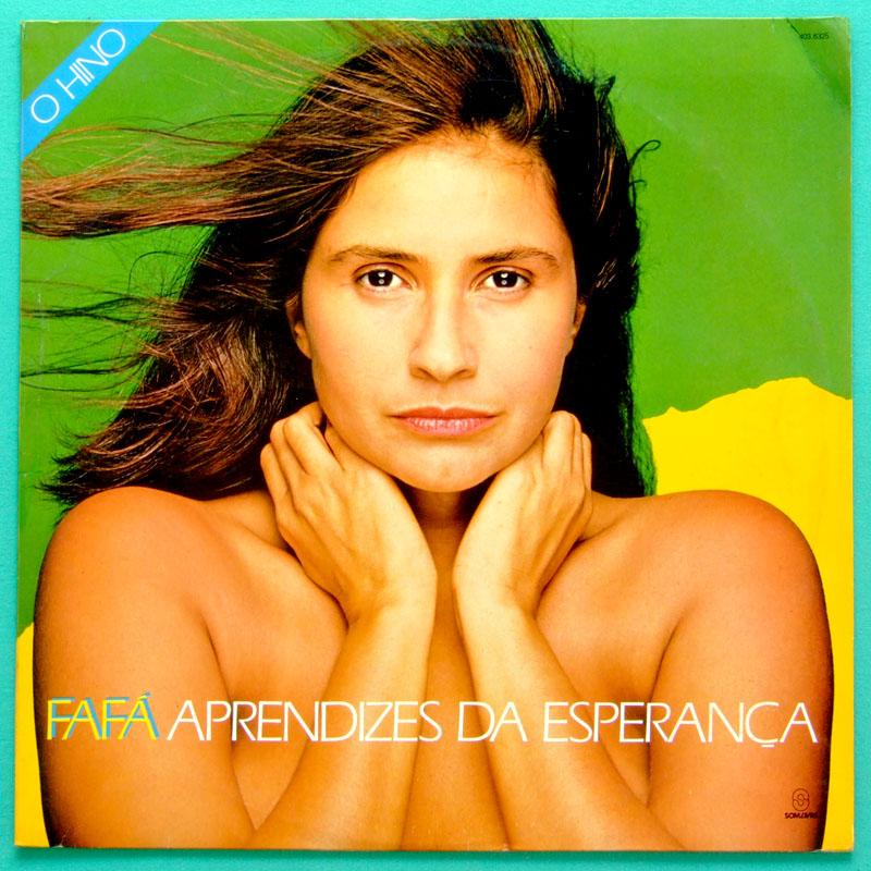 LP FAFA DE BELEM APRENDIZES DA ESPERANCA 1985 HYMN BRAZIL