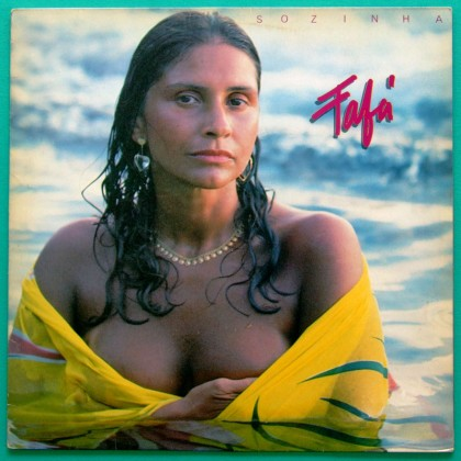 LP FAFA DE BELEM SOZINHA REGIONAL FOLK NORTH 1988 BRAZIL